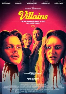 Злодеи / Villains (2019) HDRip / BDRip (720p, 1080p)