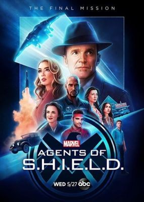 Агенты «Щ.И.Т.» / Agents of S.H.I.E.L.D. - 7 сезон (2020) WEB-DLRip / WEB-DL (720p, 1080p)