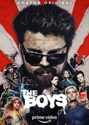 Пацаны / The Boys  - 2 сезон (2020) WEB-DLRip / WEB-DL (720p, 1080p)