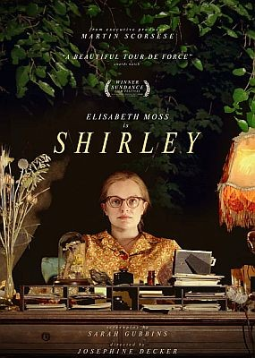 Ширли / Shirley (2020) HDRip / BDRip (720p, 1080p)