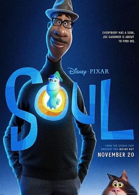 Душа / Soul (2020) WEB-DLRip / WEB-DL (1080p)