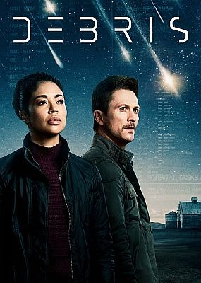 Обломки / Debris - 1 сезон (2021) WEB-DLRip / WEB-DL (720p, 1080p)